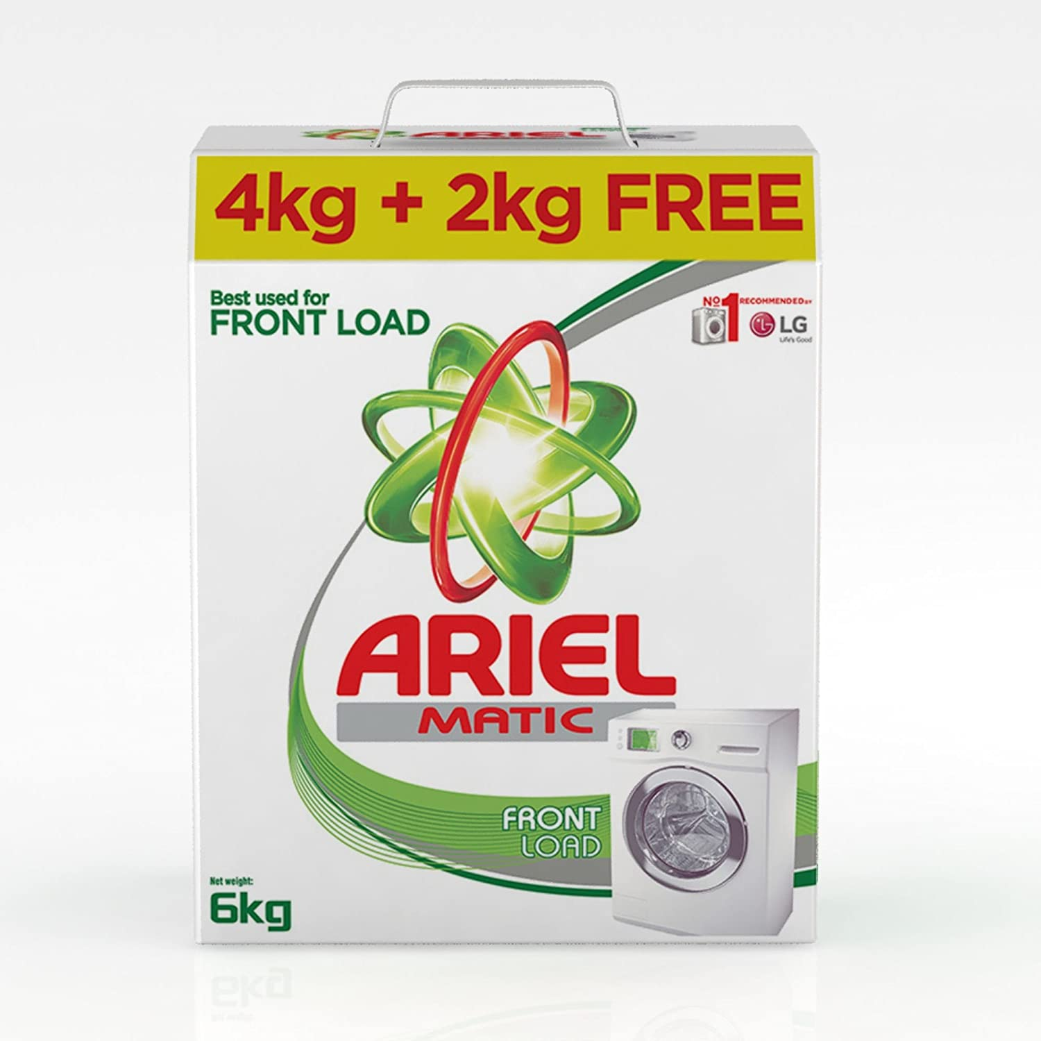 Best Top Loading Washing Machine >> FREE 2 kg Ariel Matic Front Load Detergent Washing Powder with 4 kg pack | Free Stuff, Contests ...