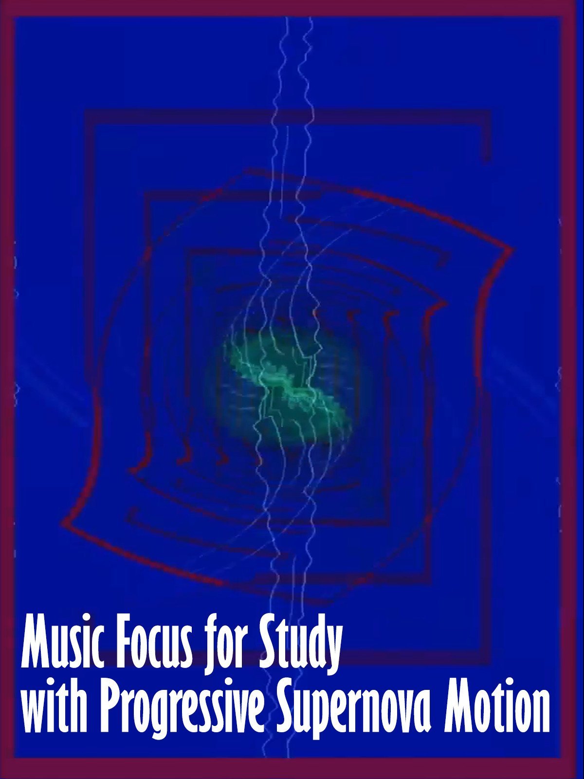 Music Focus for Study with Progressive Supernova Motion on Amazon Prime Video UK
