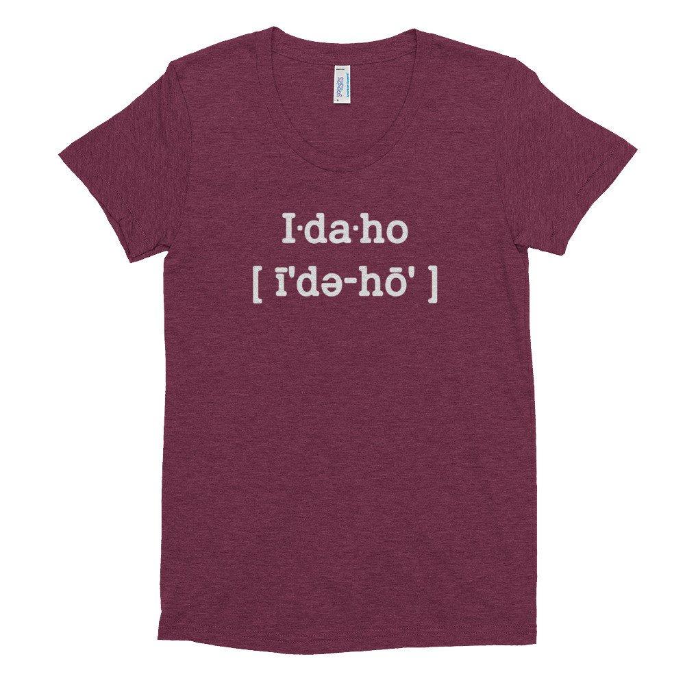 Buy Idaho Womens T Shirt Now!