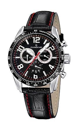 Candino C44293 Montre Homme Quartz Chronographe