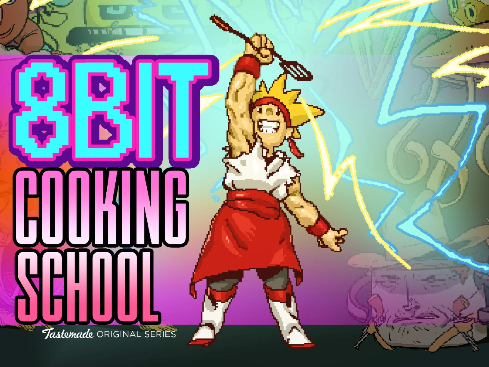 8 Bit Cooking School - Season 1