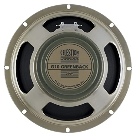 Président Celestion G10 Greenback (8 Ohm) Celestion CS071
