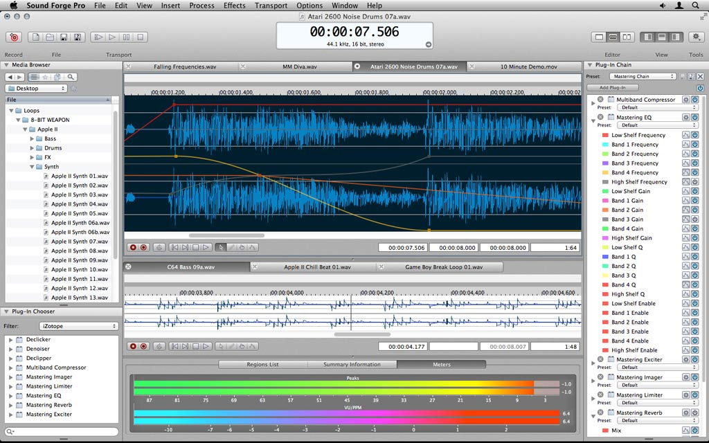 sound forge pro 11 crack mac