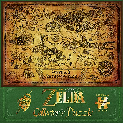 The Legend of Zelda - Puzzle da collezione