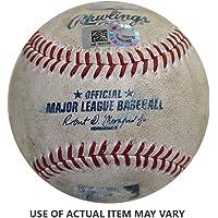 Randomly Selected 2015 Used Baseball