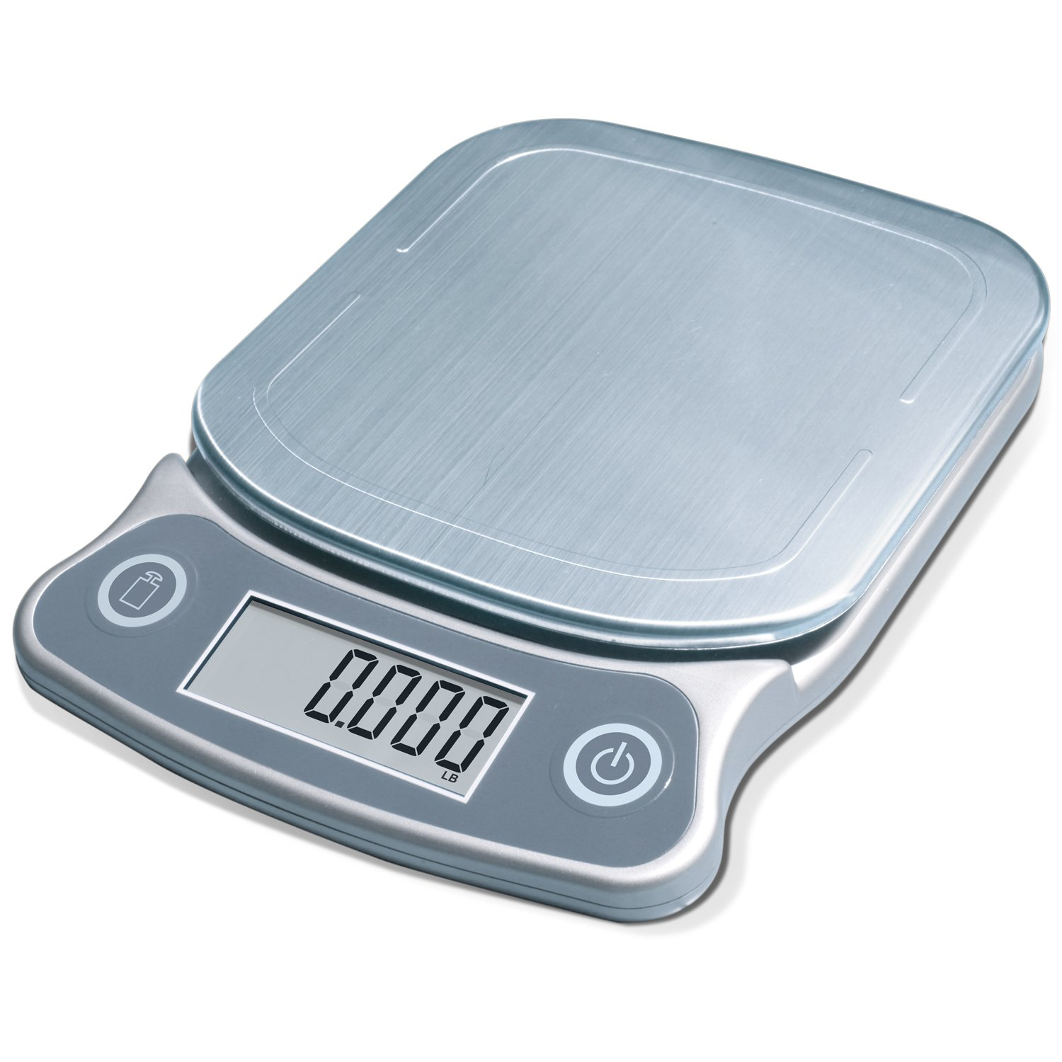Digital Kitchen Scale: EatSmart Precision Elite Stainless Steel Platform Digital
