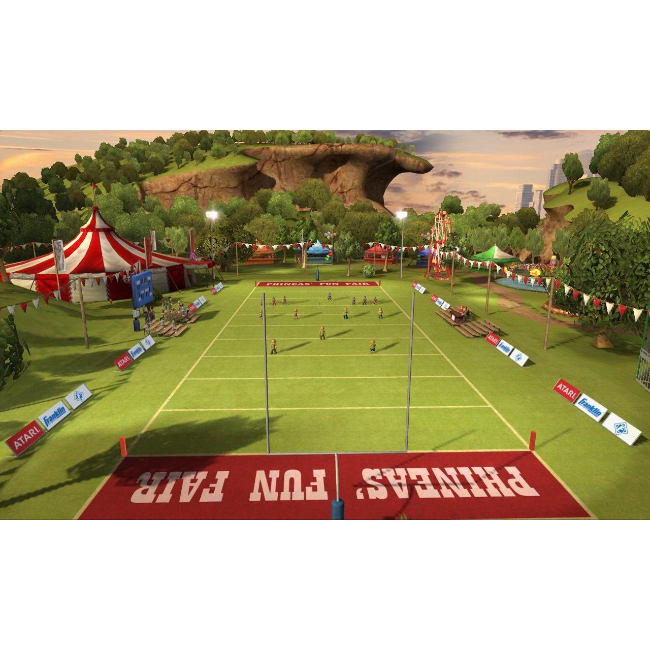 2013 10 27 15 19 後院運動.菜鳥向前衝 Backyard Sports Football