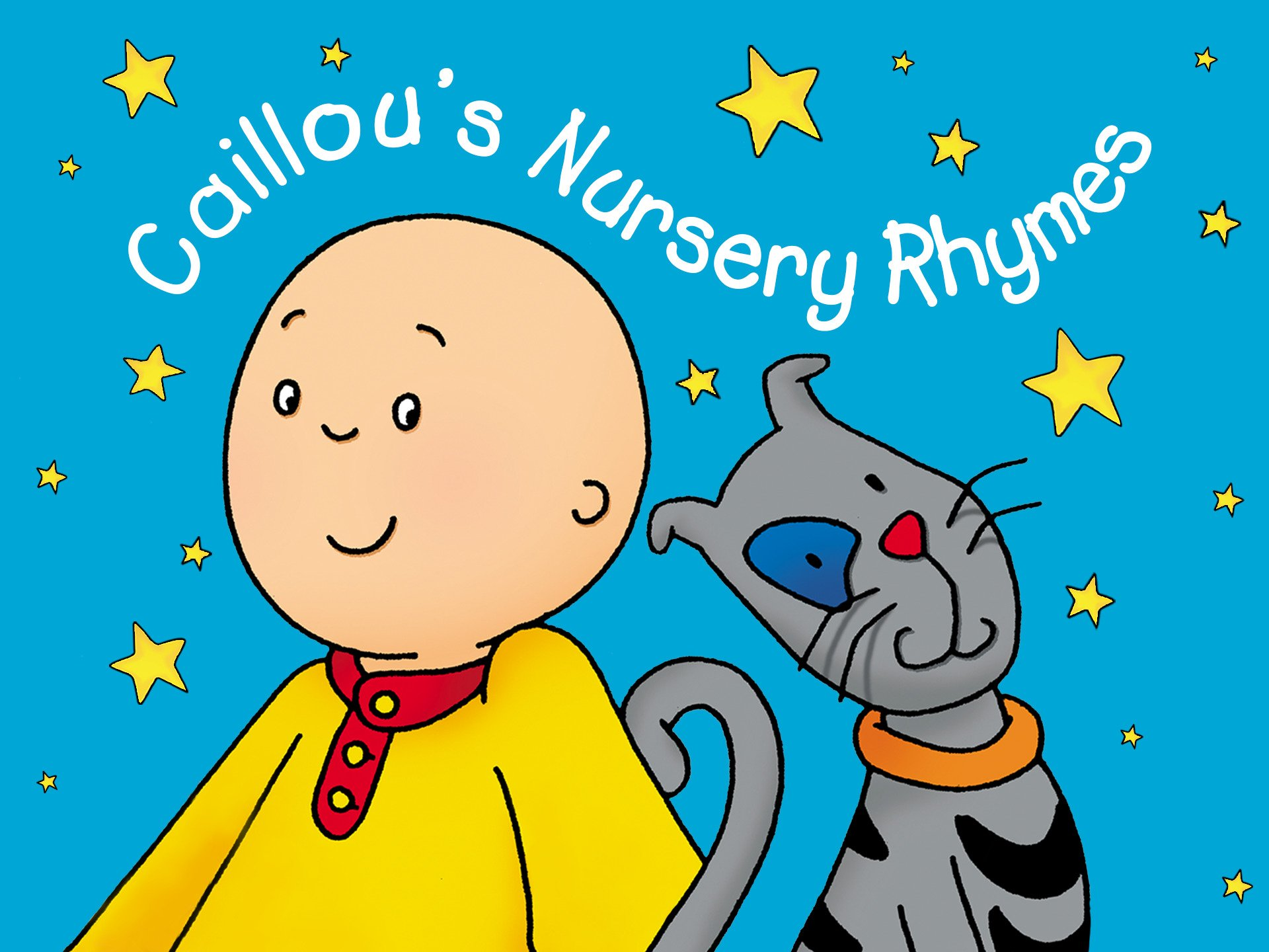 Caillou's Nursery Rhymes - Season 1