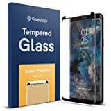 Galaxy S9 Plus Screen Protector, Caseology [Tempered Glass] Full Coverage with Guide Frame [Easy Installation] for Samsung Galaxy S9 Plus - 1 Pack
