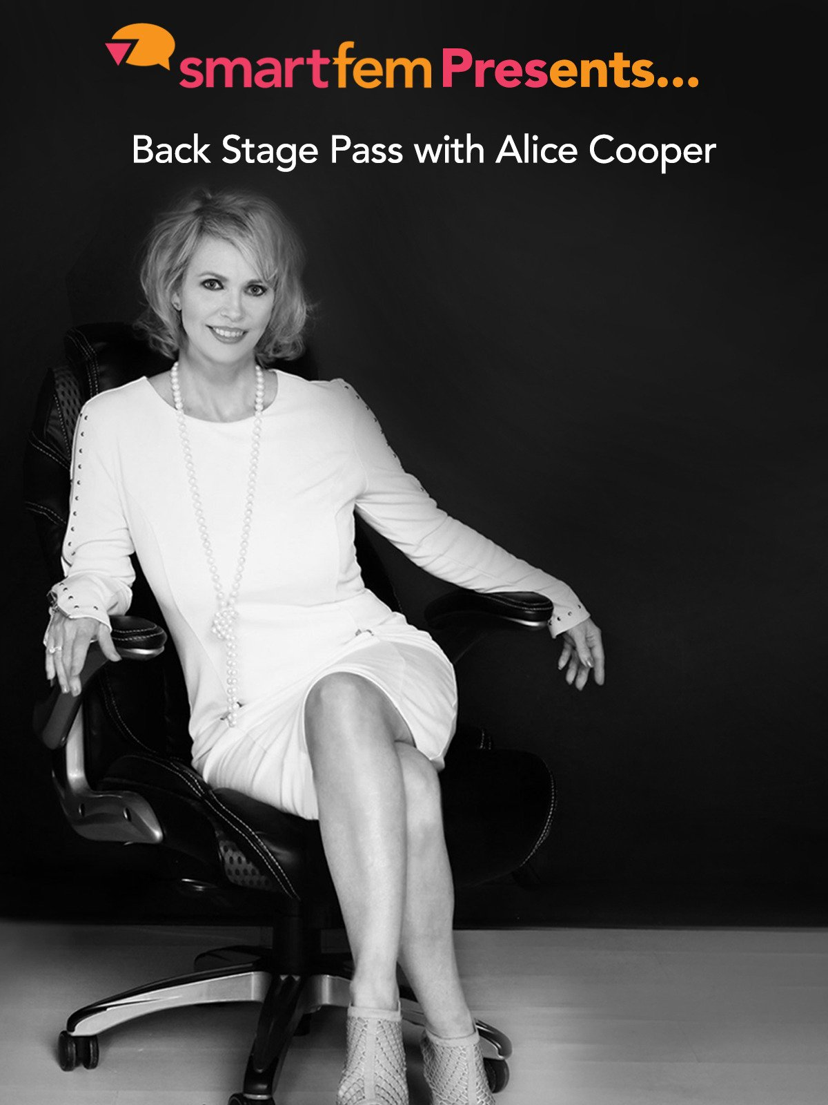 smartfem Presents Back Stage Pass with Alice Cooper on Amazon Prime Video UK