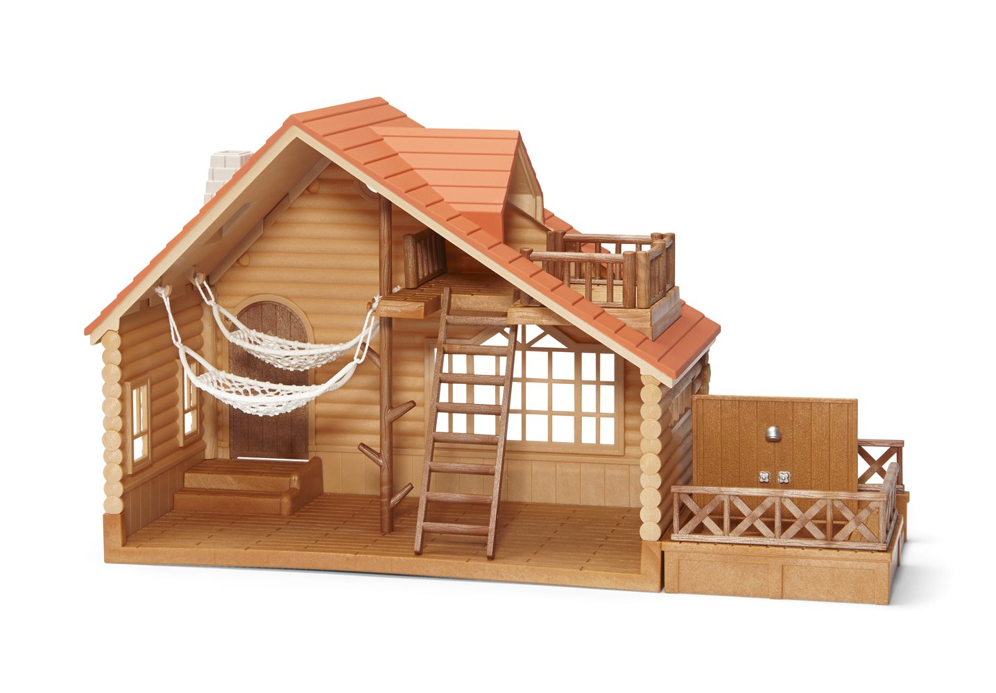 Calico Critters Lakeside Lodge Set
