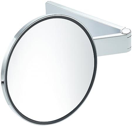 Keuco 17612019001 iLook Move, Specchio da trucco cromato