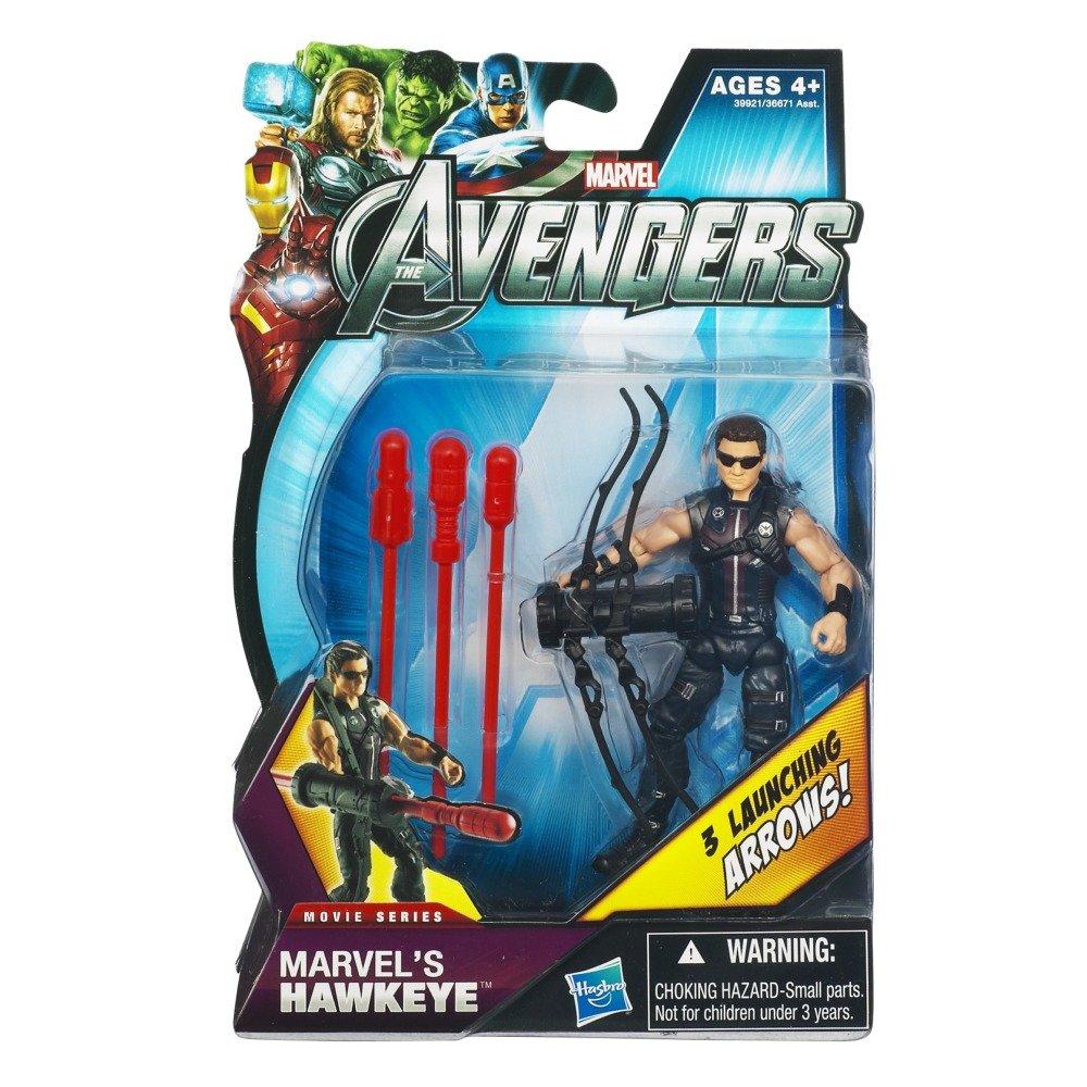 MARVEL THE AVENGERS Movie Series MARVEL'S HAWKEYE Figure