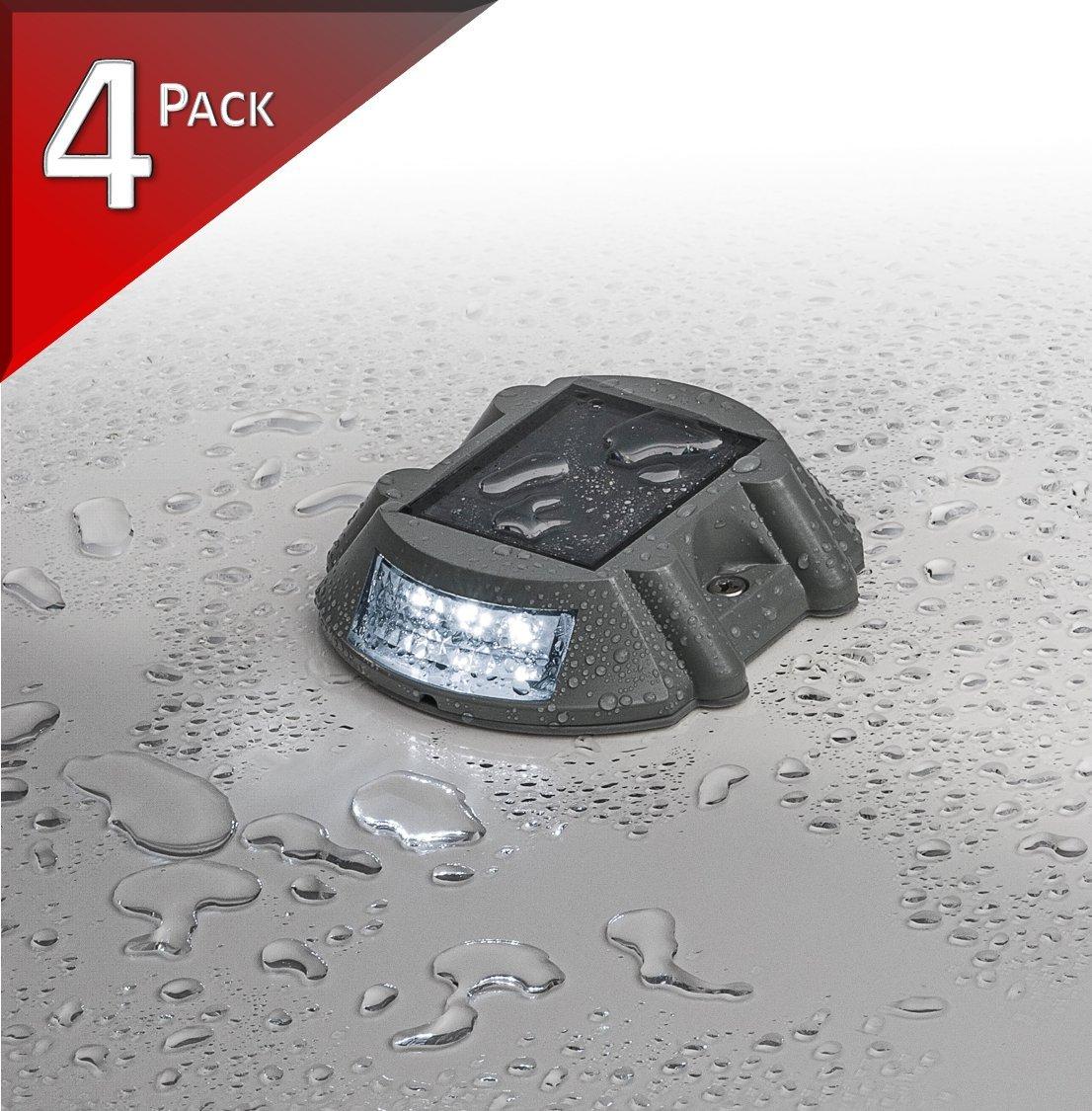 Solar LED Marker Lights