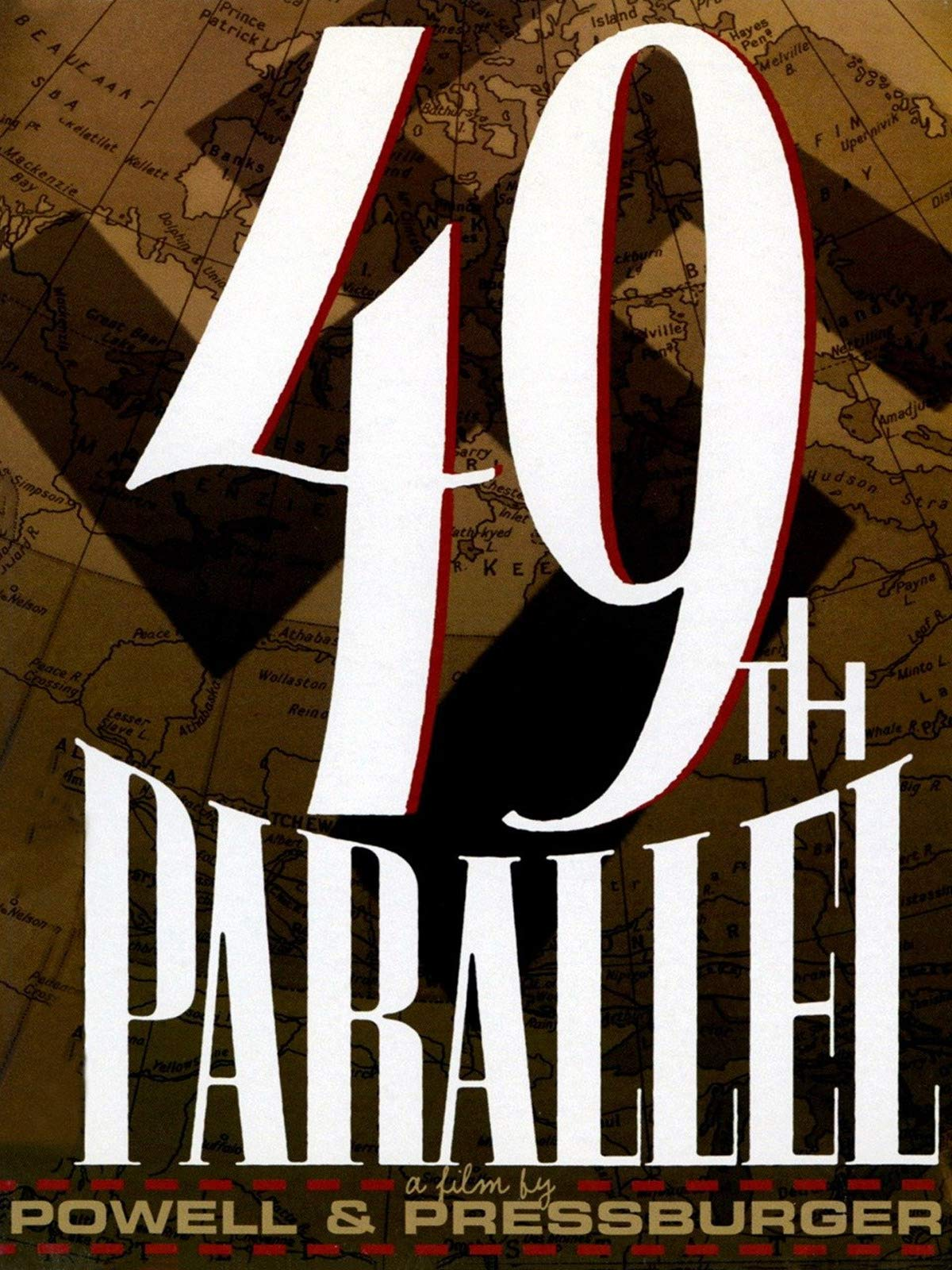 49th Parallel on Amazon Prime Video UK