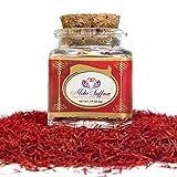 Mehr Saffron, Premium All Red Saffron/0.18 Oz (5 Gram) (Tamaño: 5 grams)