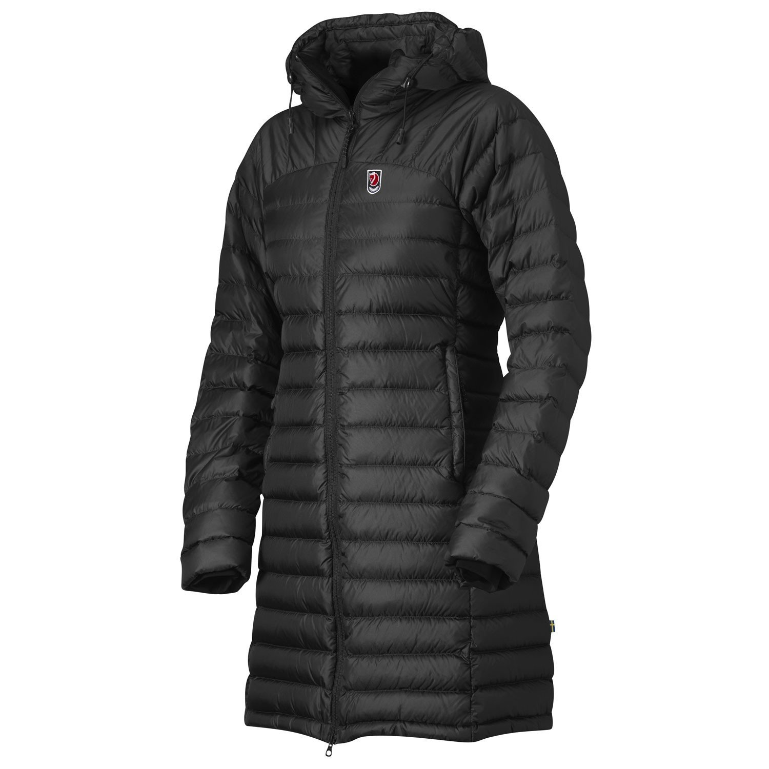 Fjällräven Women's Snow Goose Jacket black brown günstig