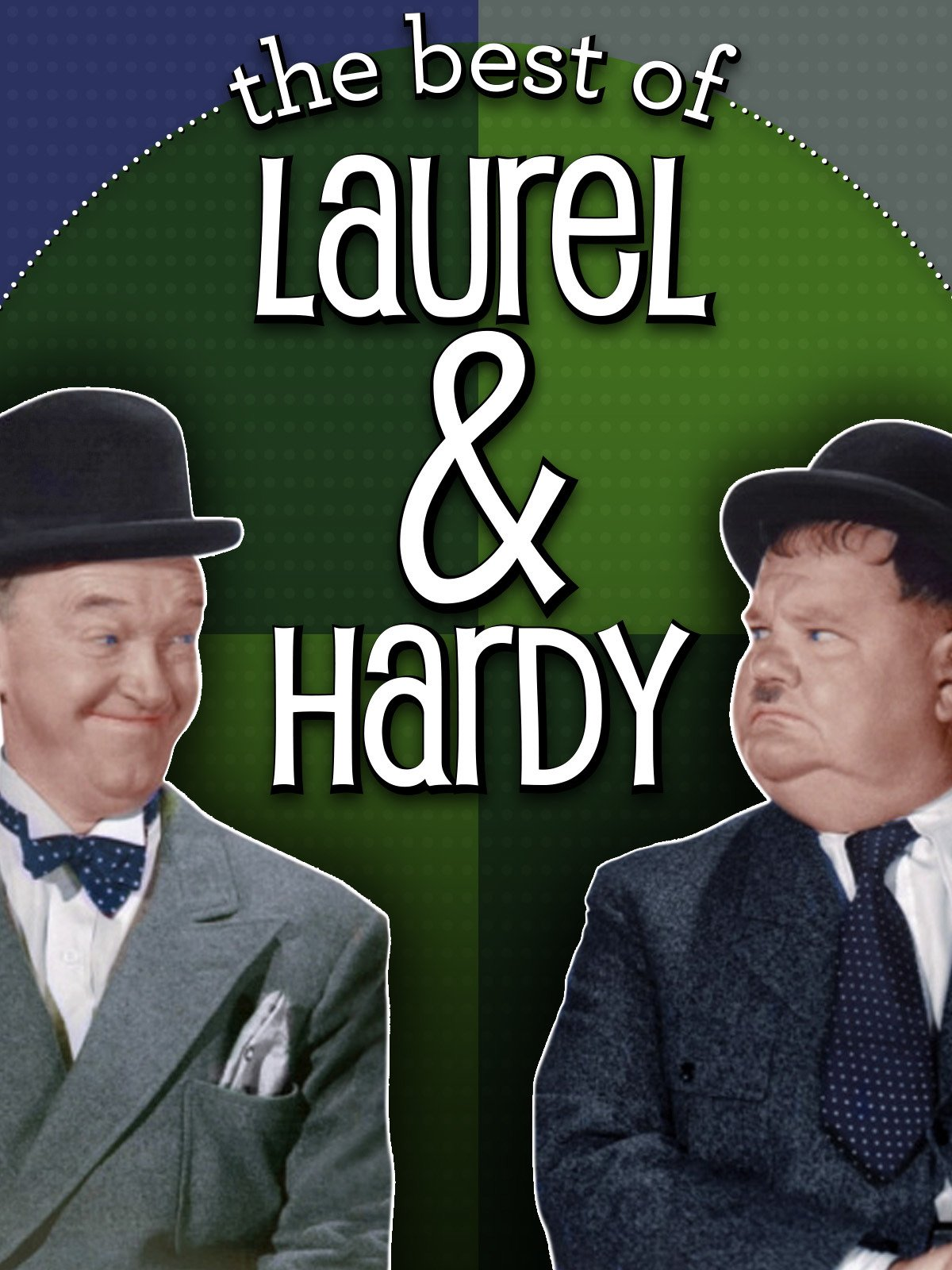 The Best of Laurel and Hardy on Amazon Prime Video UK