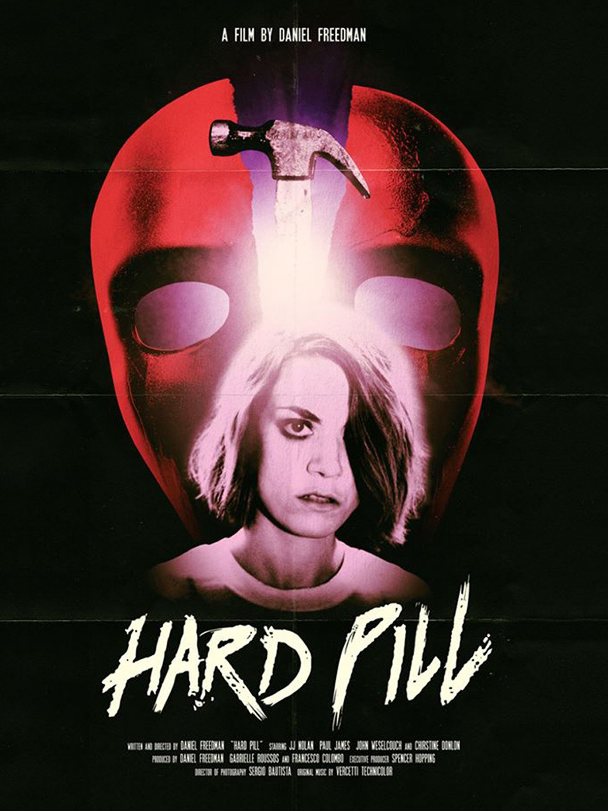 Hard Pill on Amazon Prime Instant Video UK