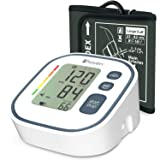 Digital Automatic Blood Pressure Monitor - Upper Arm Cuff - Large Screen - Accurate & Fast Reading Electronic Machine - Top Rated BP Monitors and Cuffs - FDA Approved - iProvèn BPM-634 - for Home Use (Tamaño: Large cuff)
