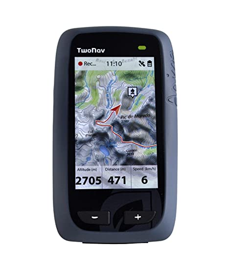 CompeGPS 002-6000910 Outdoor Two Nav Anima GPS avec cartes raster