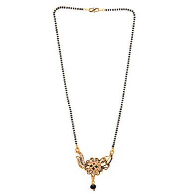M4U Fashion Antique Mangalsutra available at Amazon for Rs.189