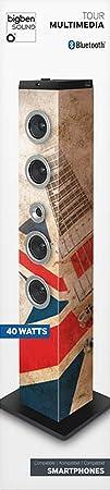 Bigben sound tower audio tW 7 uK rock