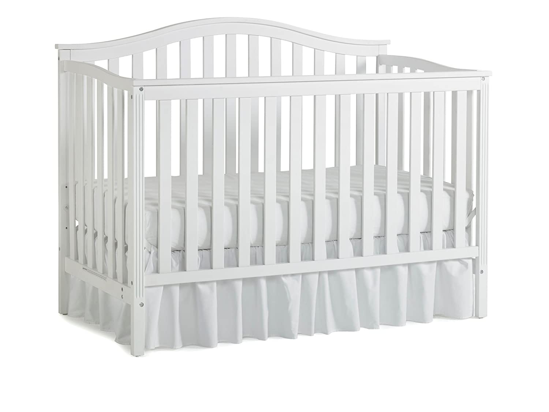 nursery 101 sidney convertible crib white