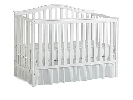 Nursery 101 Sidney Convertible Crib, White