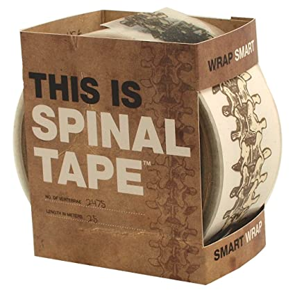 AmazonSmile: Copernicus - This is Spinal Tape - Tachion Packing Tape: Toys & Games