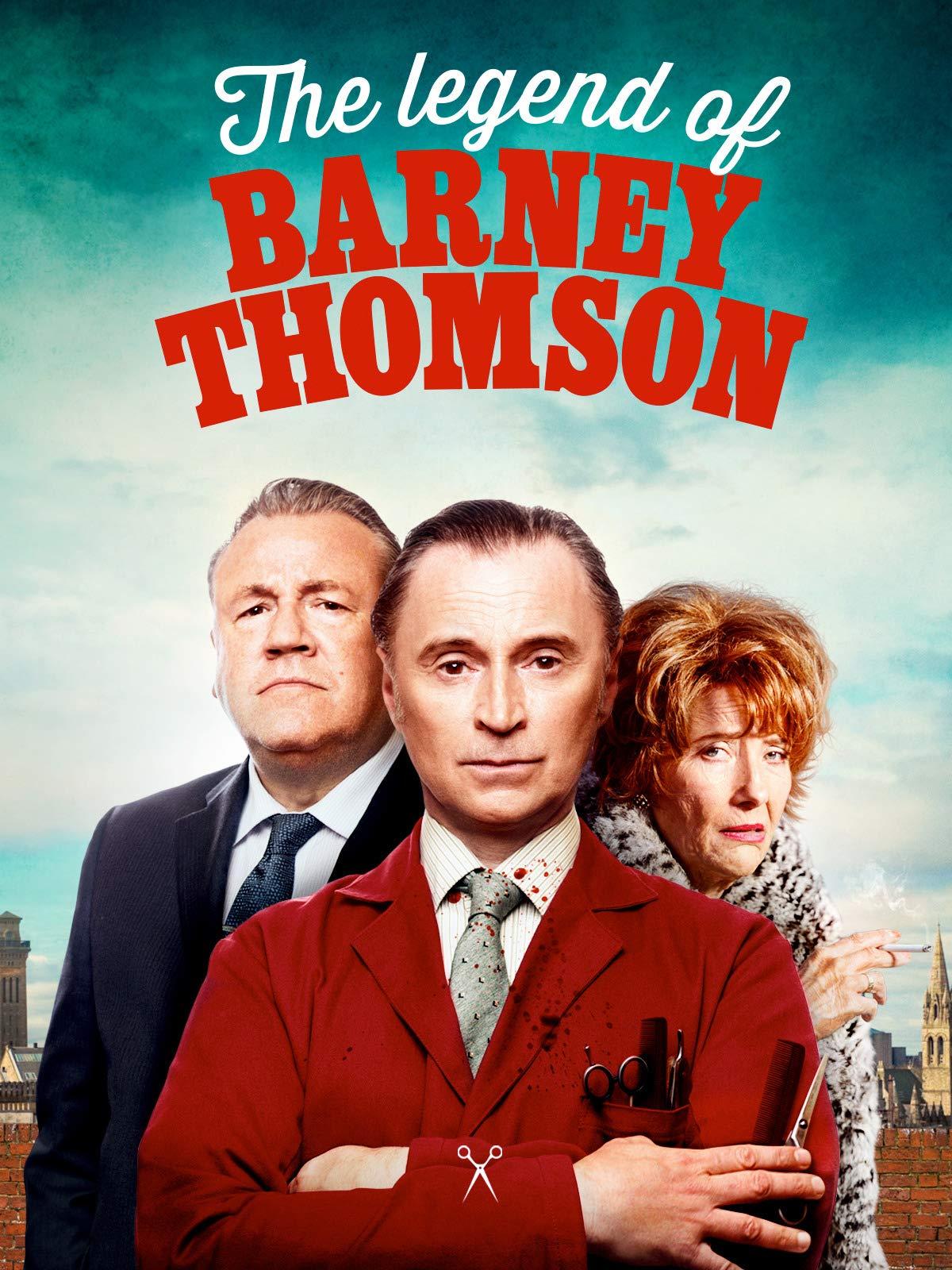 The Legend of Barney Thompson