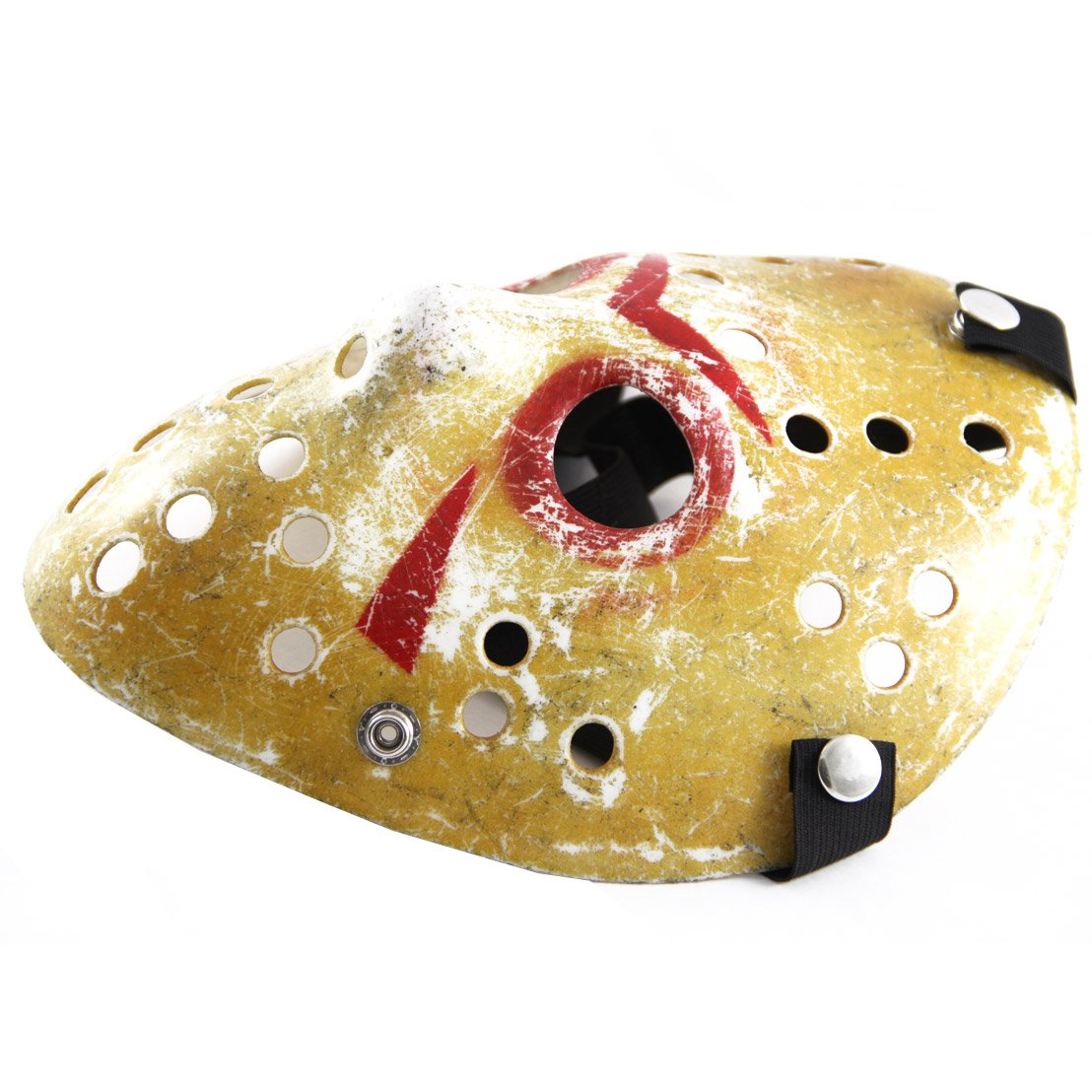 Renineic Friday The 13th Jason Voorhees Hocke Mask Jason Costumes Michael Myers Mask (3#): Childrens Costume Masks