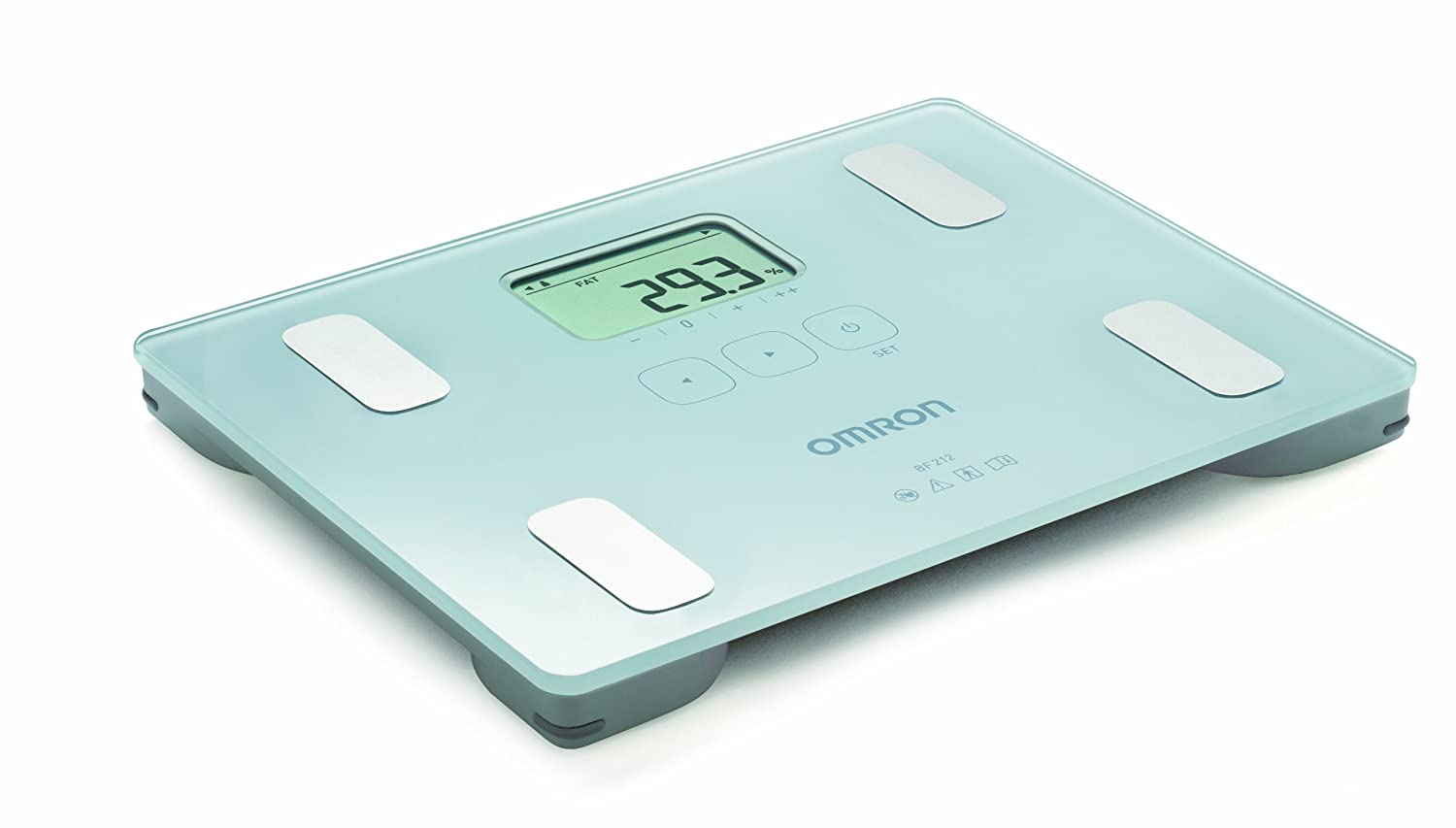 Omron BF212 Electronic Body Fat Scale