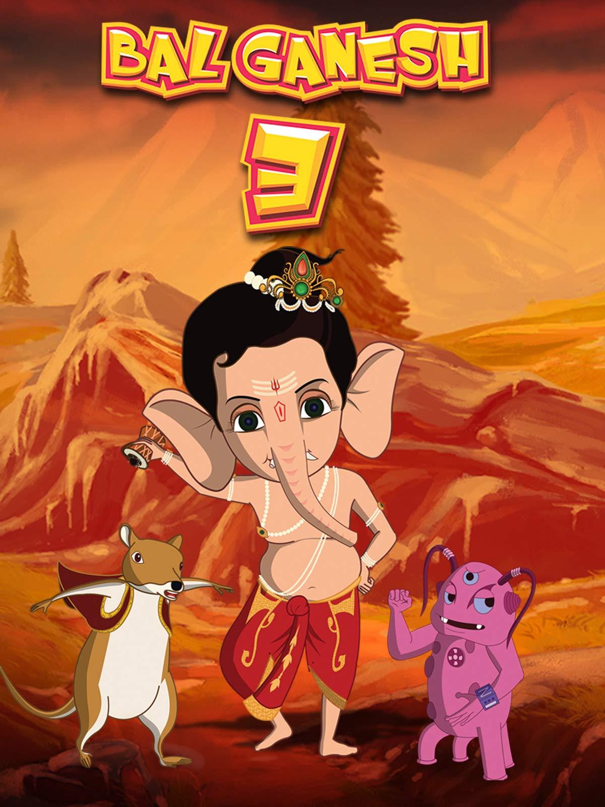 Bal Ganesh Part III