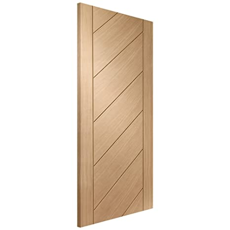 Monza Oak Internal Door
