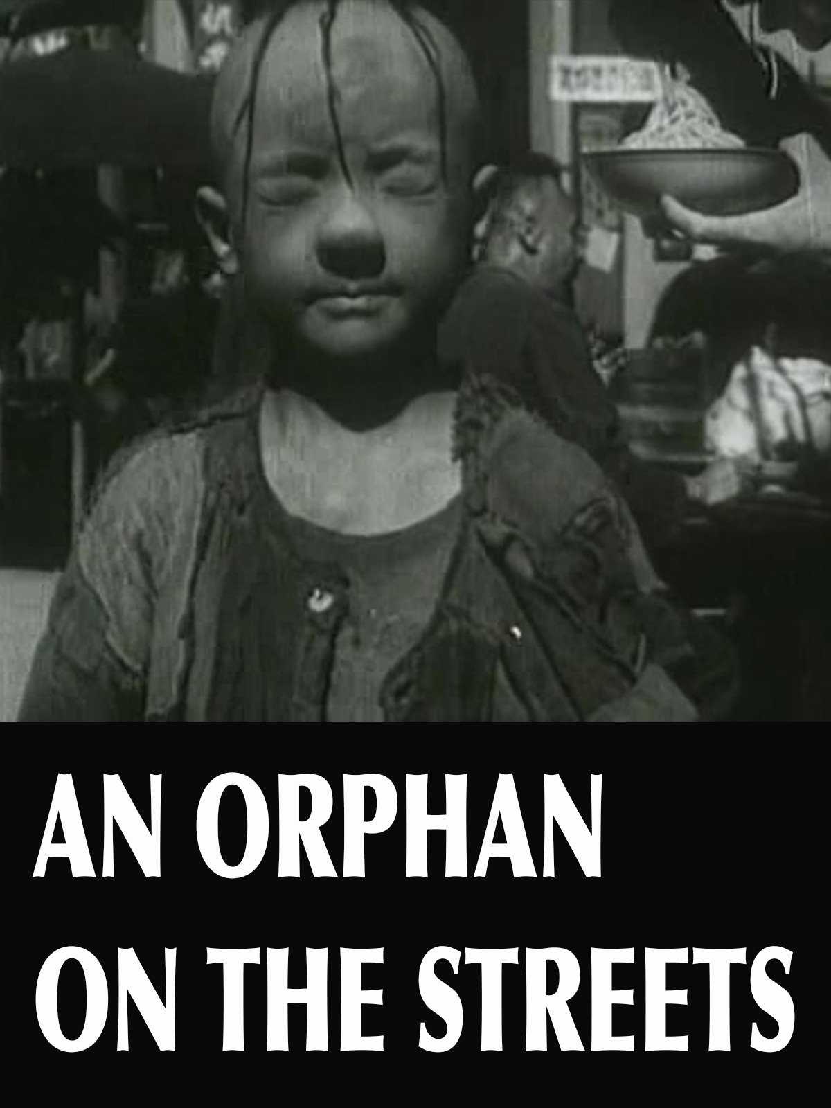An Orphan On The Streets