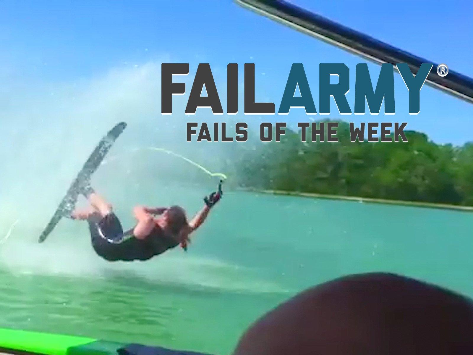 Clip: Fails of the Week - Season 2