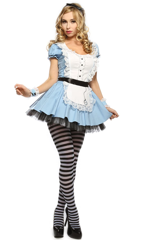 Topic, Sexy alice in wonderland costumes