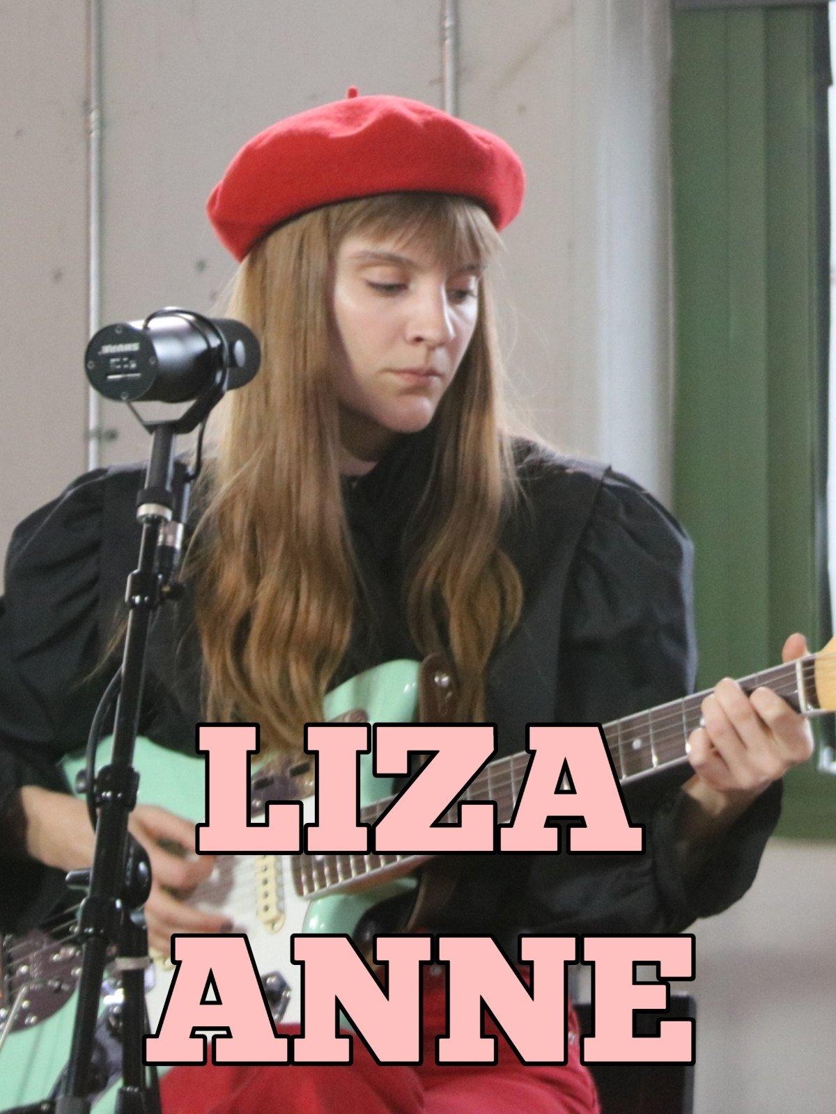 Liza Anne on Amazon Prime Video UK