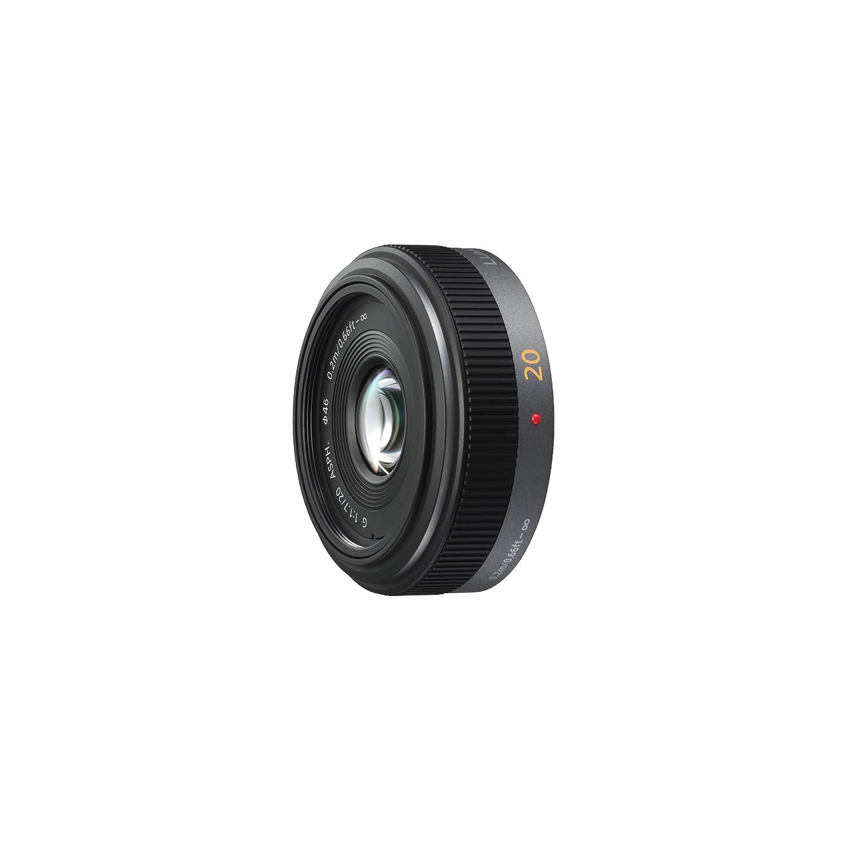 Panasonic LUMIX G 20mm f/1.7 Aspherical Pancake Lens for Micro Four Thirds Interchangeable Lens Cameras