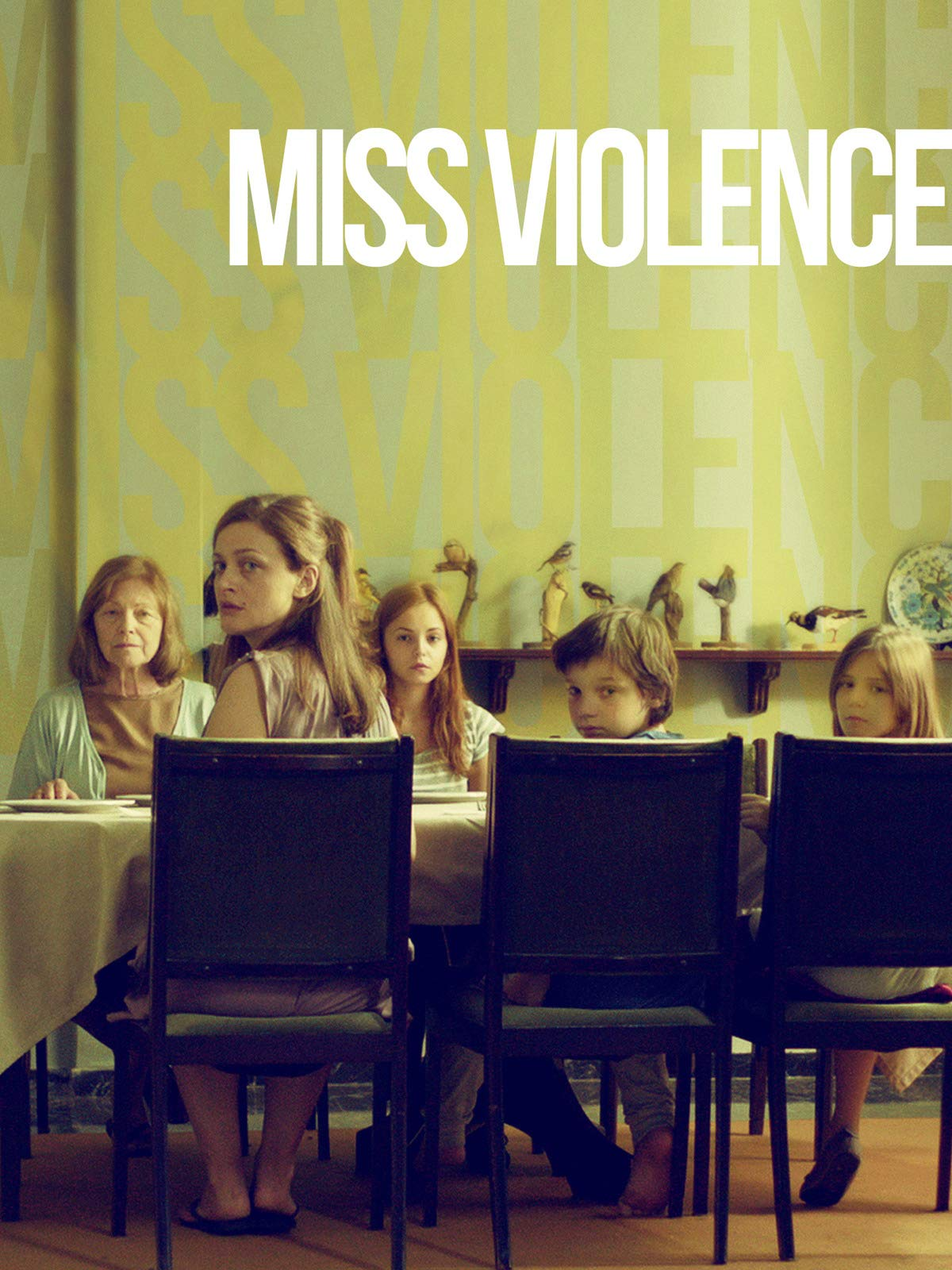 Miss Violence on Amazon Prime Video UK
