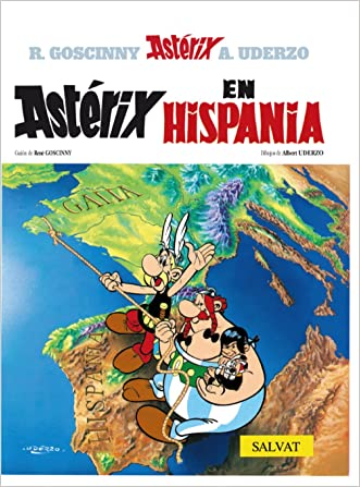 Asterix en Hispania (Spanish Edition)