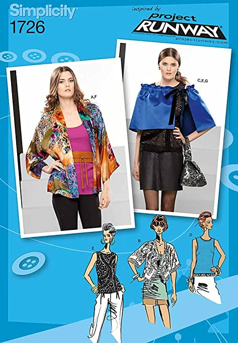 Designer Petite Dress Patterns For Women SIMPLICITY MISSES TOP