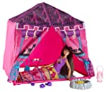 Barbie Sisters Safari Doll and Tent Playset Pack of 1, 3M+