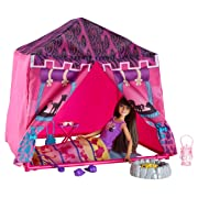 Barbie Sisters Safari Doll and Tent Playset