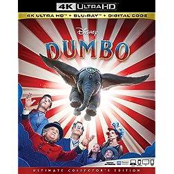 Dumbo [4K Ultra HD + Blu-ray]