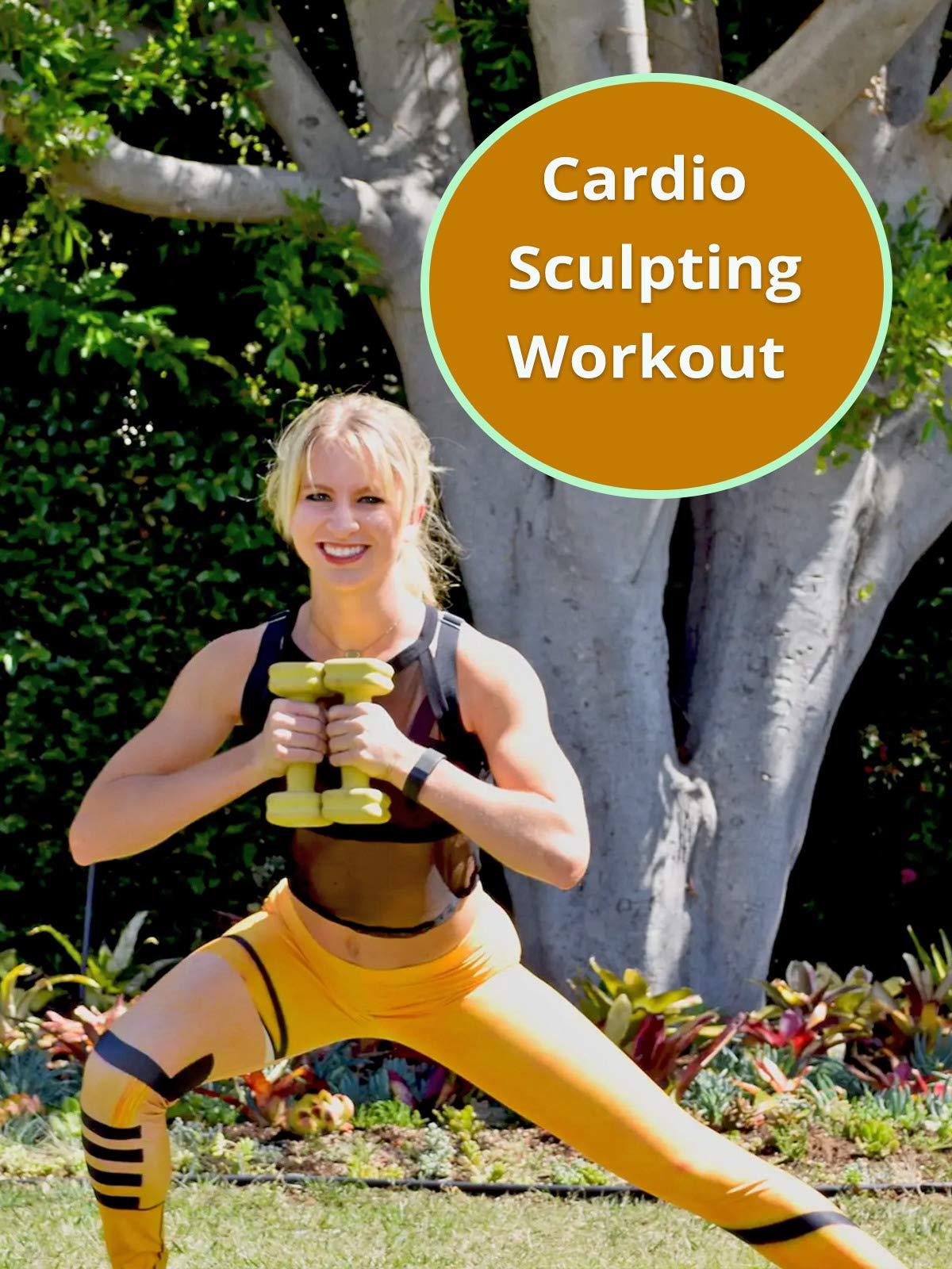 Cardio Sculpting Workout
