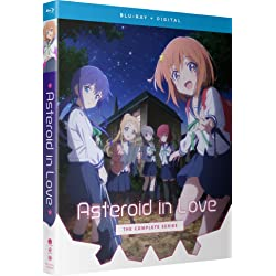 Asteroid in Love: The Complete Series [Blu-ray]