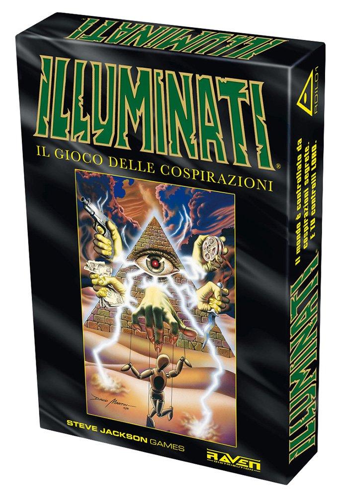 Illuminati Gioco da Tavolo