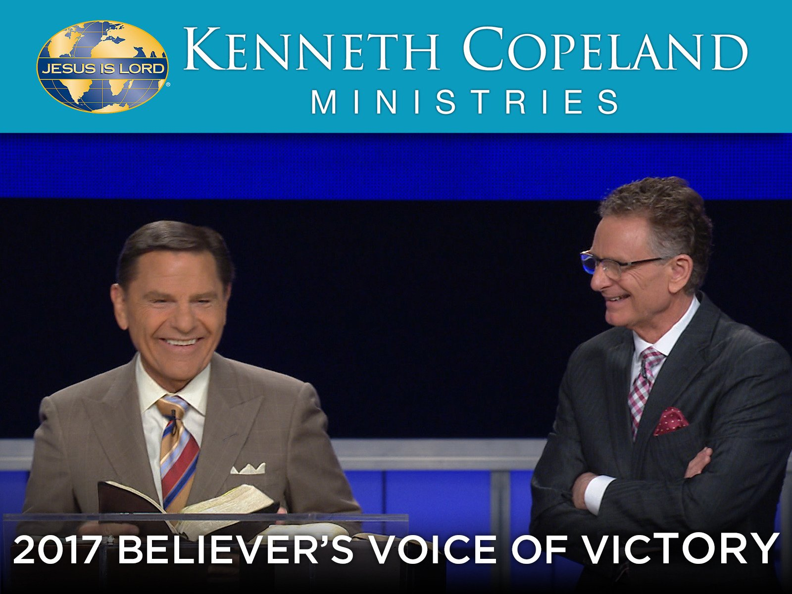 Kenneth Copeland 2017 - Season 10